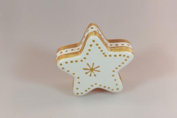 Salzstreuer in Form eines Sterns